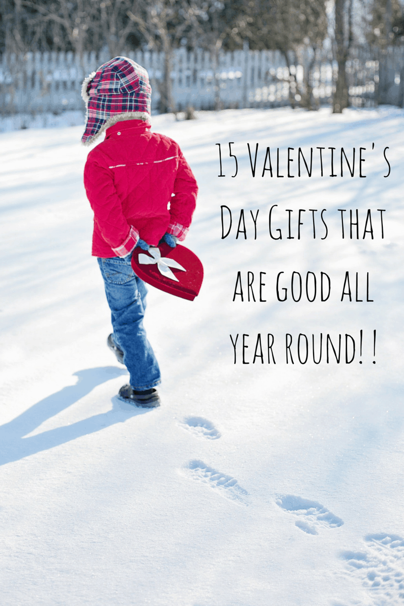 15 Valentine's Day gifts that are good all year round!