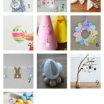 Easter Crafts-10 of the easiest and cutest ideas here!