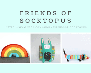 Friends of Socktopus -Etsy shop