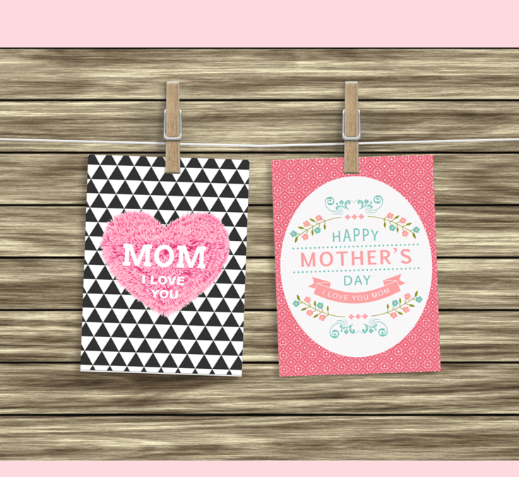 Soul Byrds and Free Mother's Day Card Printables