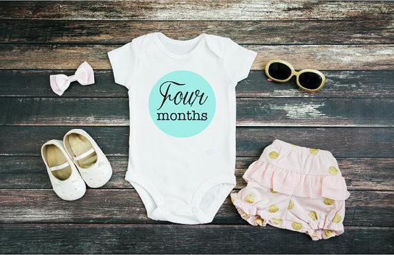 S(etsy)day baby milestone stickers.shabbymintchicparty.com
