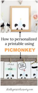 personalized printables