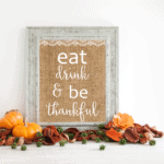Free Thanksgiving Printables for a great party