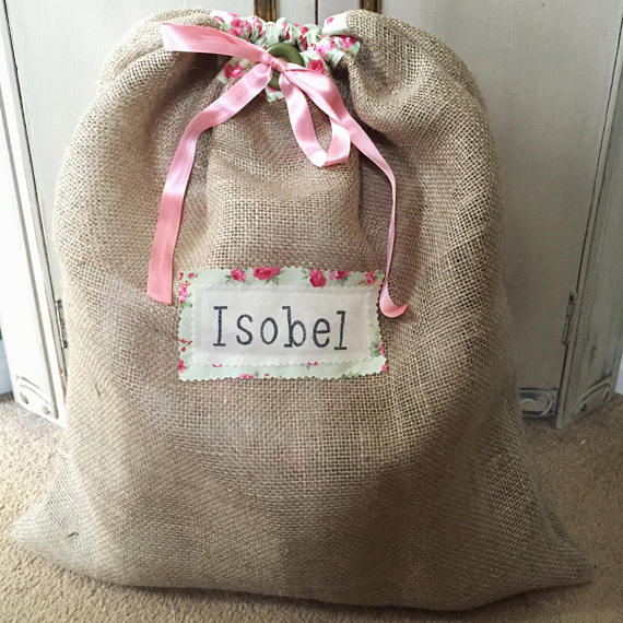 personalized gifts, baby gift bag