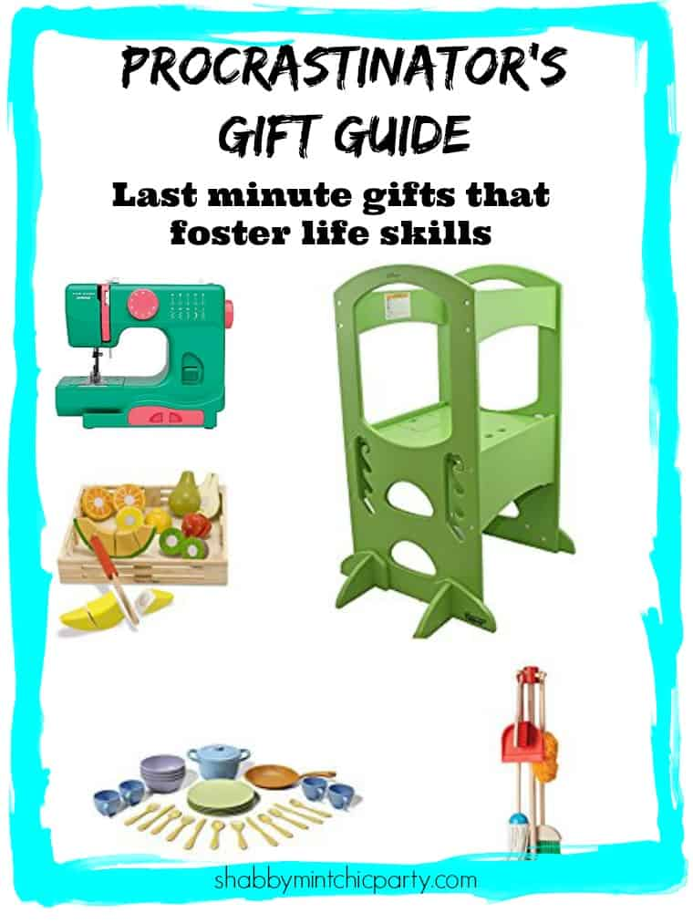 practical gifts for life skills