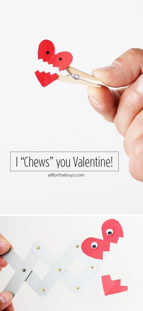 Valentine's Day I chews you