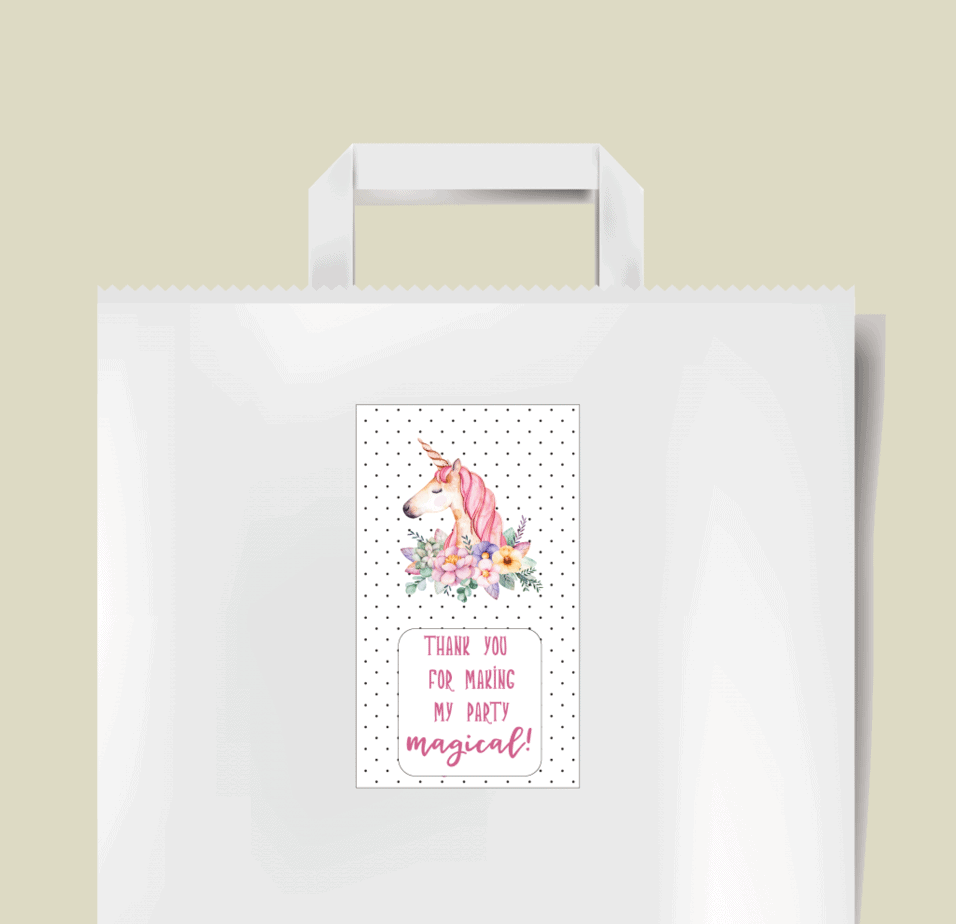 unicorn thank you tag mockup copy