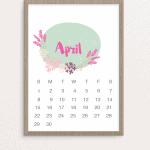 Calendar obsessions!