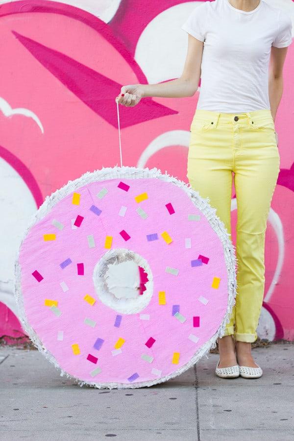 Donut Theme party pinata