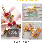 Beautiful Hair Bows and Headbands for Spring!