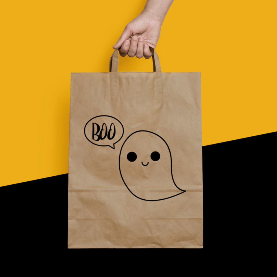 Halloween SVGs Boo Ghost