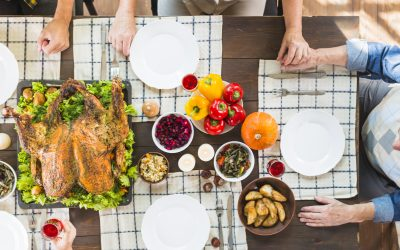 How to host a stress-free Thanksgiving Dinner