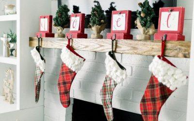 Christmas Stocking Holders for your Christmas Stockings