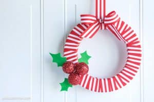 DIY Wreath red-white-diy-christmas-wreath