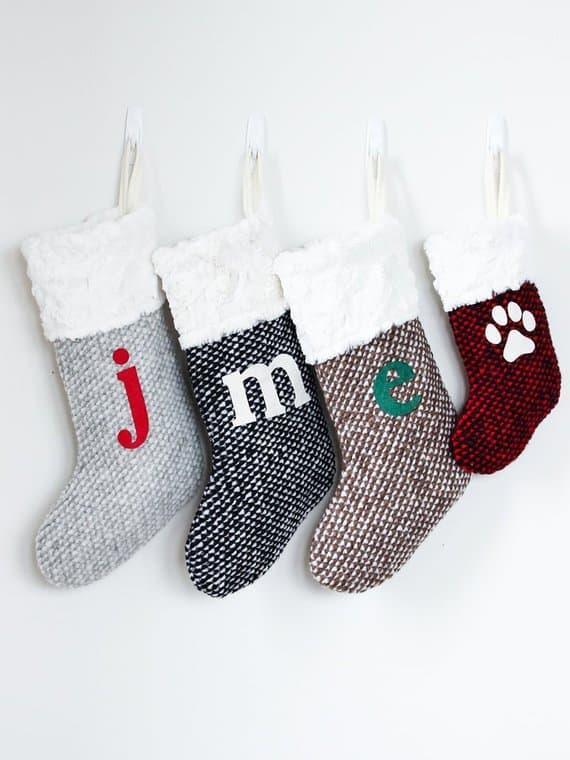christmas stocking 607 by Davie and chiyo