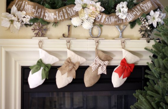 christmas stockings good wishes quilts