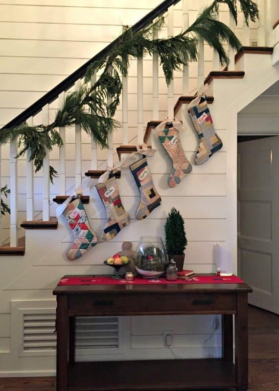 christmas stocking karen heenan