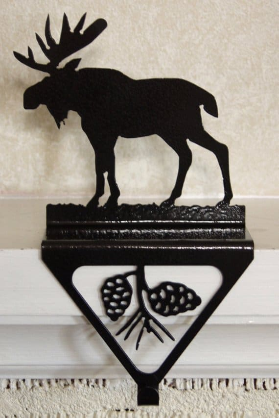 moose stocking holder colorado metal worx