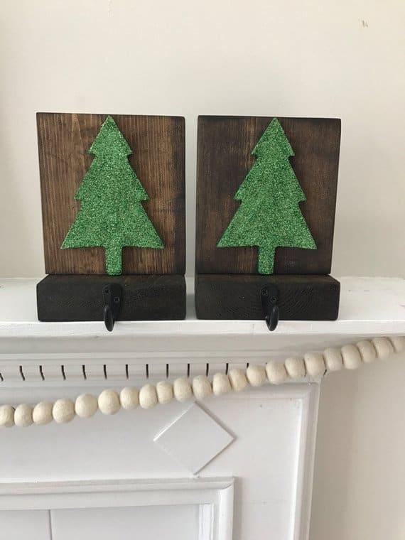 stocking holder lovely from lindsey
