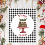 Merry Christmas + Free Printable