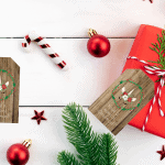 Free Christmas gift Tags – Day 5