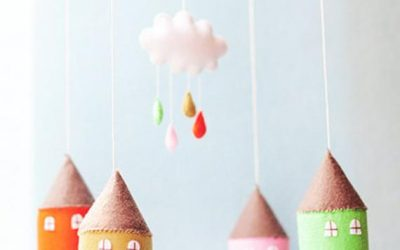 10 Beautiful Mobiles Gifts For a Baby Girl Nursery