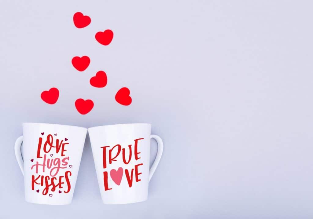 Valentines day svg valentine-mockup Caluya Design