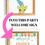 How to personalize printables using Canva