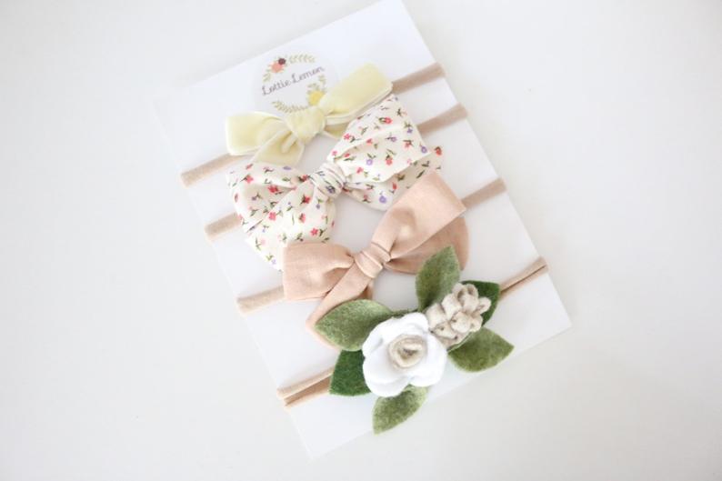 summer headbands by Lottie Lemon 4