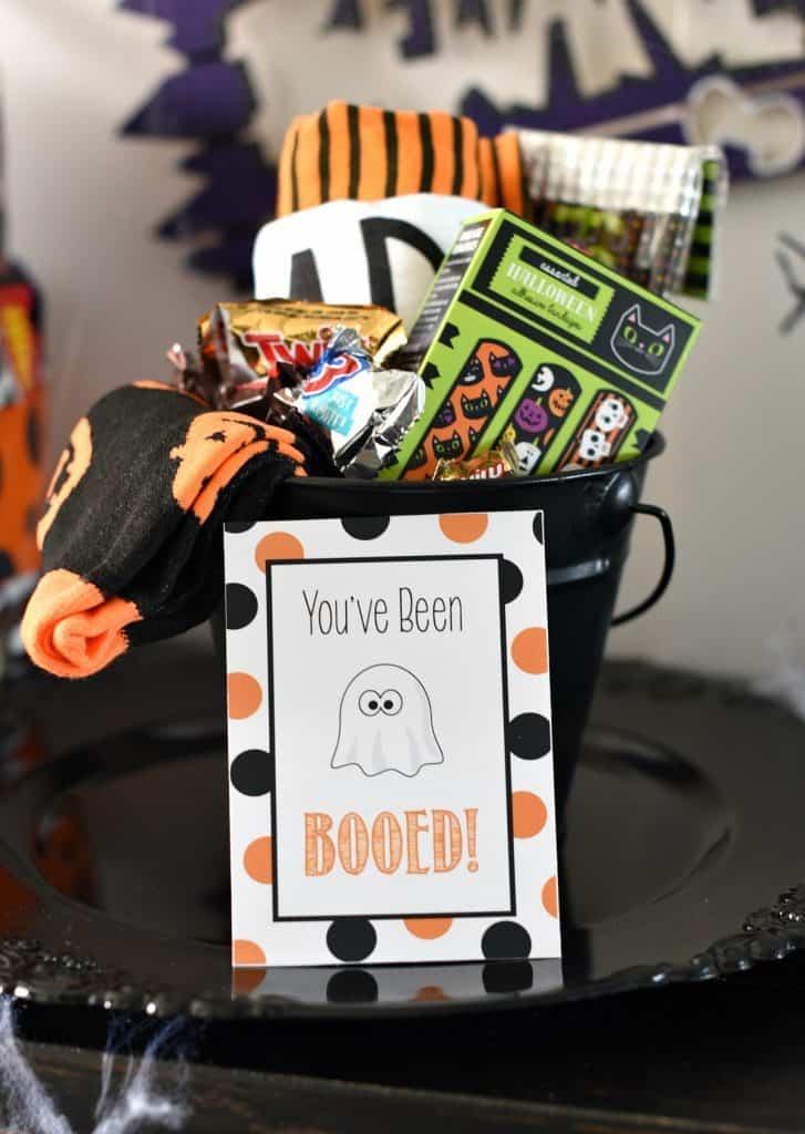 halloween gif tag printable