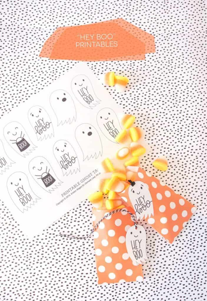 bootiful gift tags for halloween