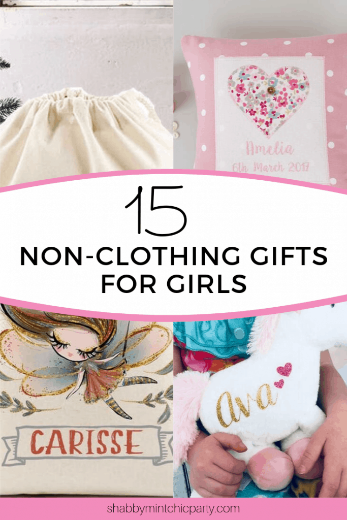 non-clothing gifts for girls
