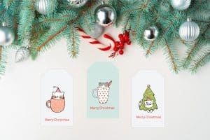 cat christmas tag mock-01