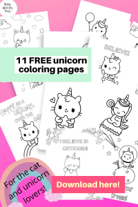 unicorn coloring pages printable freebies
