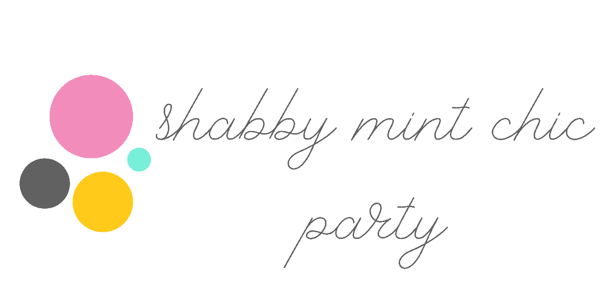 Shabby Mint Chic Party