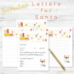 Letters to Santa Printables